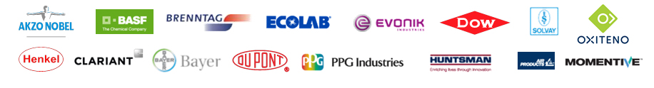 Clientes en el sector químico que utilizan nuestros tambos y totes de plástico (IBC's)