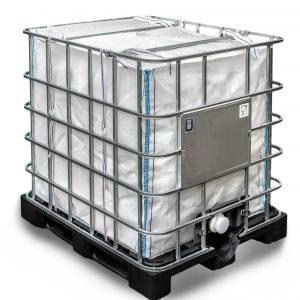 Contenedores de pl stico totes de 1000 litros a toda la Tanque de agua 1000 litros