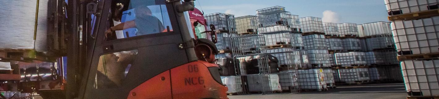 Servicio de recolección y procesado de Totes (IBC's) por recoenvases en México