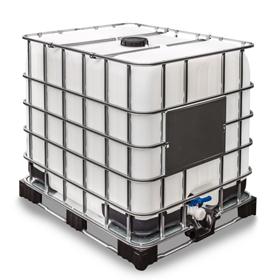 Contenedores de pl stico totes de 1000 litros a toda la - Contenedores de agua ...