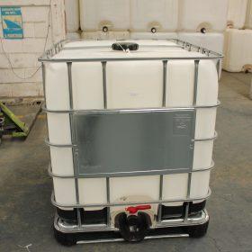 Totes ibc de 1000 litros para toda la rep blica mexicana for Bidones de agua de 1000 litros