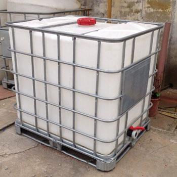 Totes contenedores en ciudad de m xico recoenvases m xico for Precio de estanque de agua 1000 litros