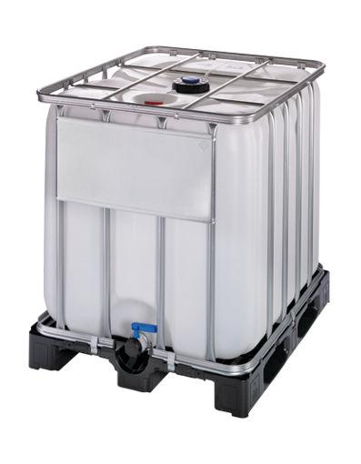 Totes contenedores en saltillo recoenvases m xico Estanque ibc 1000 litros