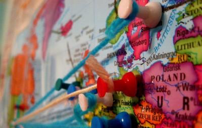 Locaciones de filiales de Recoenvases alrededor del mundo